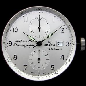 Marcaje publicitario en esfera de reloj