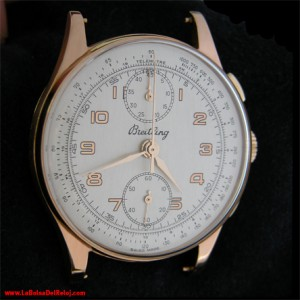 Reloj Breitling Cronómetro