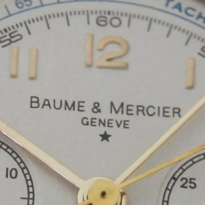 Baume et Mercier Chronometro