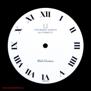 Universal Geneve White Shadow