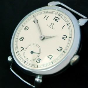 Restauración reloj Omega Vintage