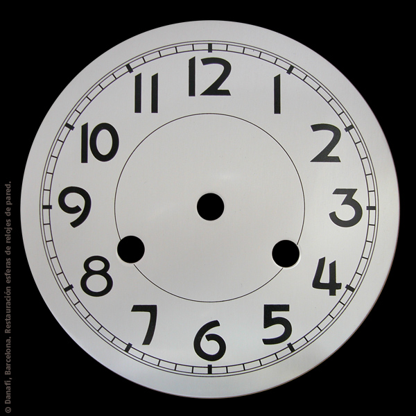 Esfera reloj para imprimir imagui for Relojes de pared antiguos precios
