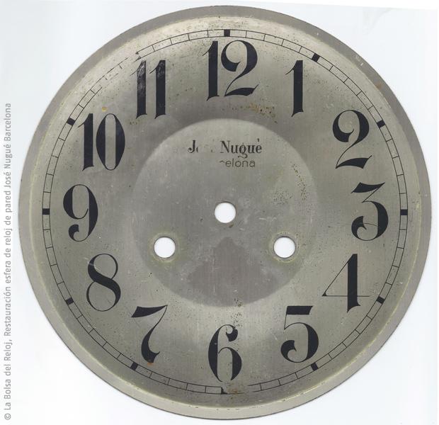 Imagenes esfera de relojes de pared imagui - Reloj pintado en la pared ...