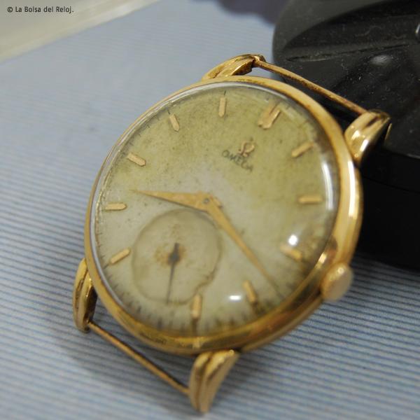 Servicio relojero reloj omega relojero restauraci n - Relojes de pared clasicos ...