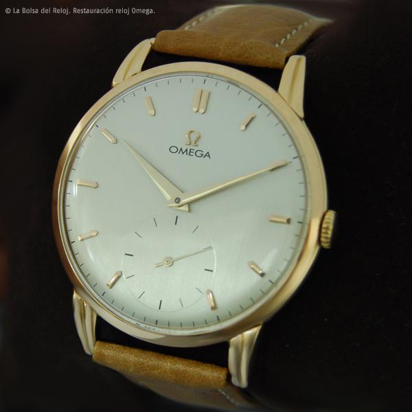 Reloj Omega Oro Antiguo Precio