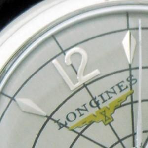 Detalle de la marca Longines