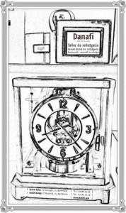 Cartel taller relojeria taller de relojería