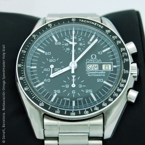 Omega Speedmaster Automatic Holy Grail