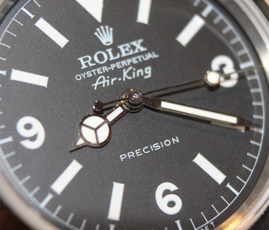 Reloj Rolex Original Air King Precision