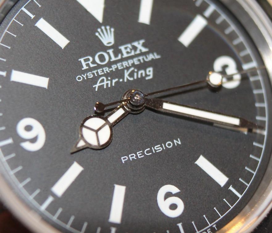 Reloj Rolex Original Air King Precision