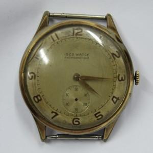 Isco Watch inoperativo antes de su restauración