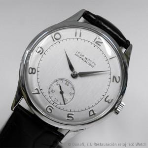Isco Watch. Restauración de reloj Isco Watch