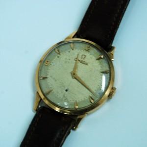 Reloj Omega caballero cuerda manual vintage