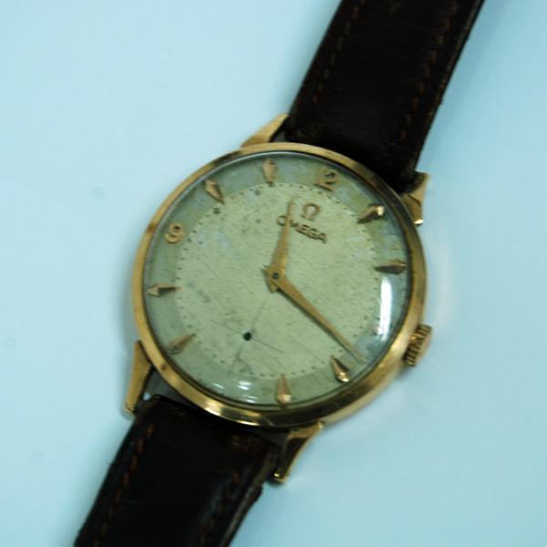 Reloj omega calibre 266 reparar y restaurar relojero - Relojes de pared clasicos ...
