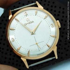 Reloj Omega caballero cuerda manual