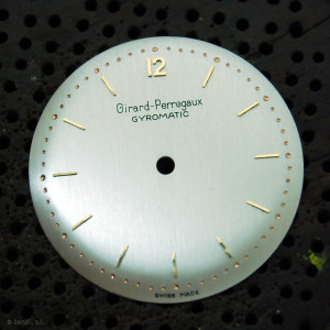 Girard Perregaux Gyromatic