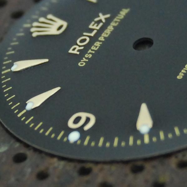 Rolex-Oyester Perpetaul restauracion