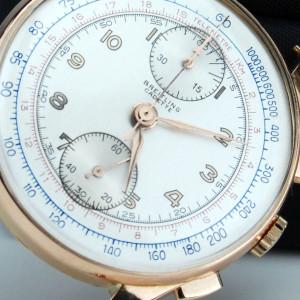 Breitling Cadette restauracion y reparacion relojcronometro