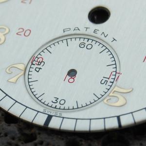 Longines. Esfera de reloj vintage